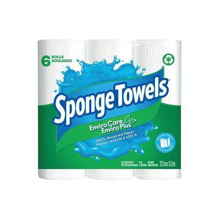 Essuie-tout Sponge Towels® EnviroPlus®