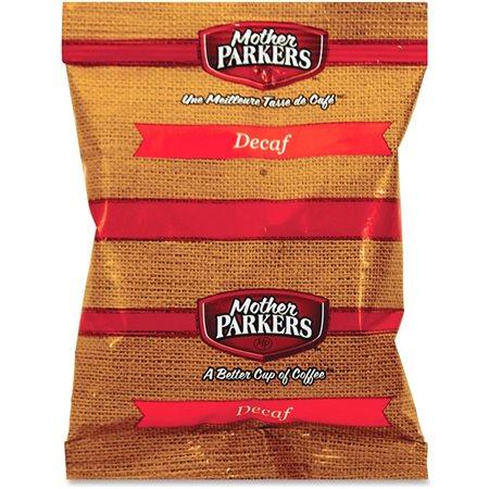 Café Mother Parkers 42 sachets de 39 g décaféiné