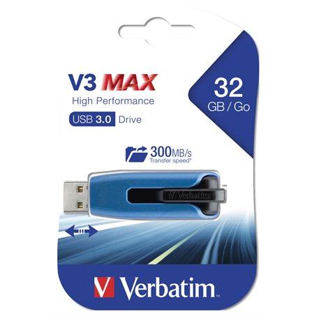 Clé USB à mémoire flash Store 'n' Go V3 32 Go