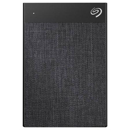 Disque dur externe portatif Backup Plus Ultra Touch noir