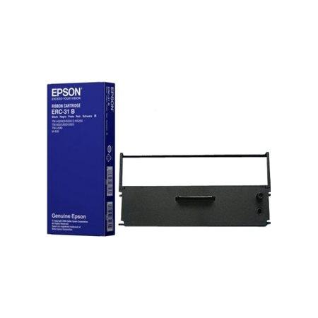 Ruban compatible Epson ERC31B noir