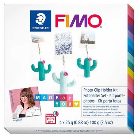 Ensemble Made By You FIMO: Porte-photo
