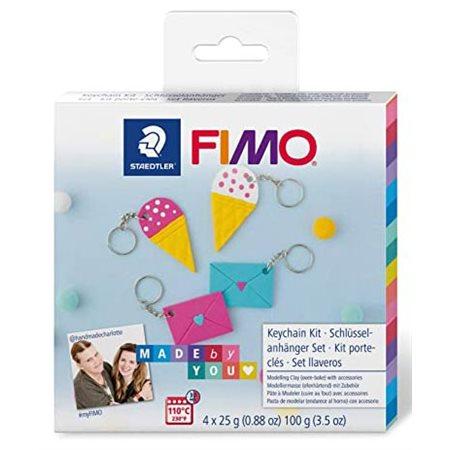 Ensemble Made By You FIMO: Porte-clé