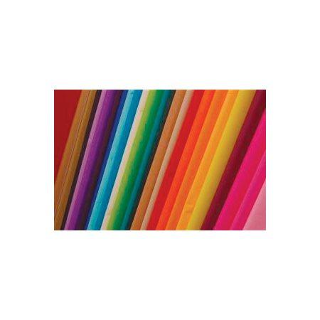 Papier de soie 75 cm x 50 cm; Jaune (10)