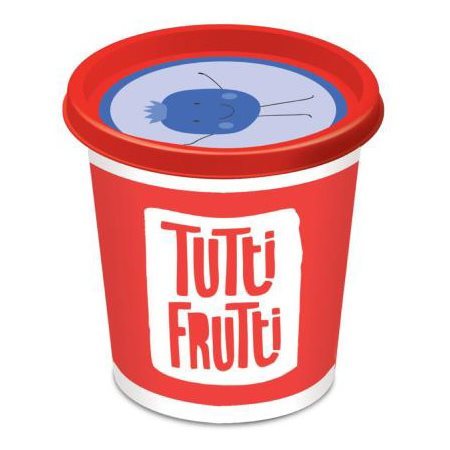 Pâte à modeler Tutti Frutti 100g - bleuet