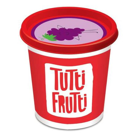 Pâte à modeler Tutti Frutti 100- raisin