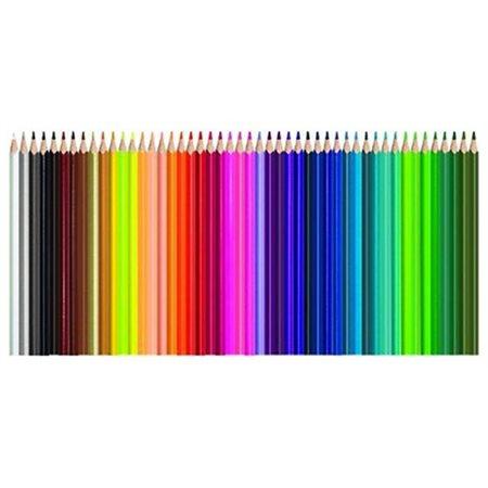 Crayon à colorier Schwan Art boite en métal 48 pcs