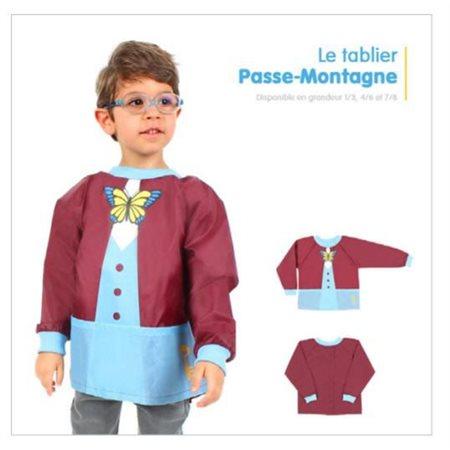 Tablier PP: Bourgogne,Passe-Montagne 4 / 6