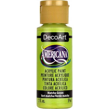 Americana 2 oz: Vert Matcha