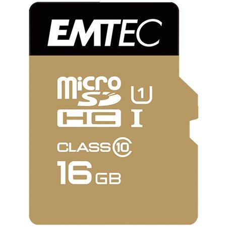 Carte micro SD Emtec 16 Go classe 10
