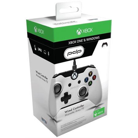 Controlleur de Xbox One blanc