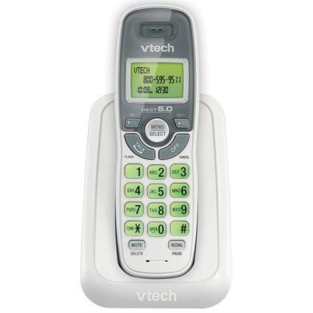 Téléphone sans fil CS6114 avec afficheur