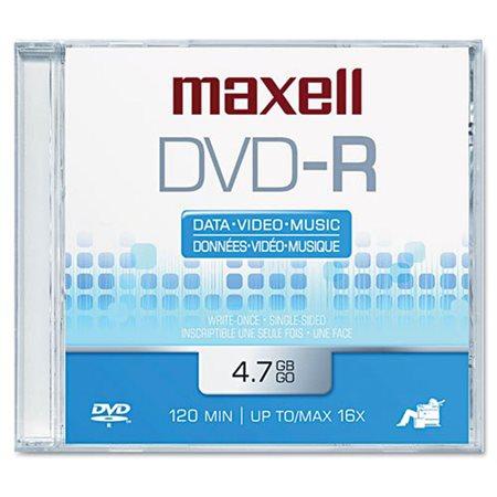 Disque DVD-R inscriptible 4.7 Go