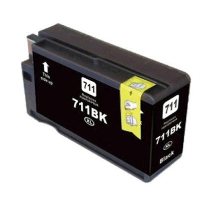 Cartouche compatible (Alternative à HP 711 Noir)