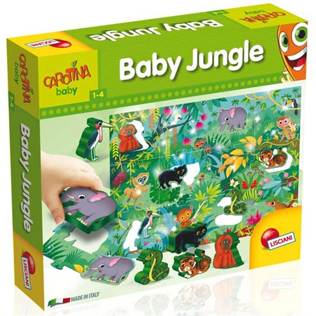 Casse-tête Baby Jungle