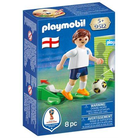 PLAYMOBIL- Joueur de foot  Angleterre