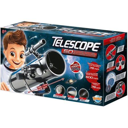 Télescope 76mm 50 activités