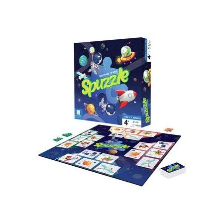 Spuzzle: Espace