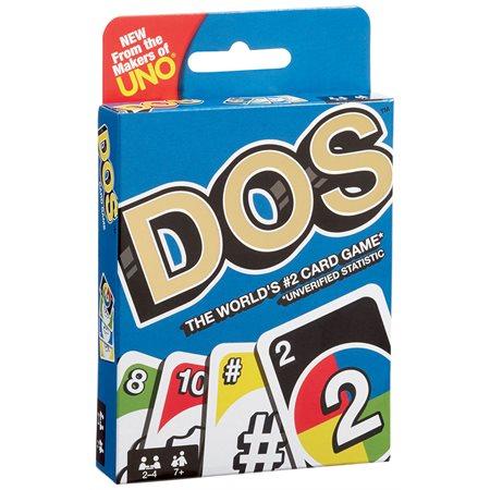 Jeu Uno - DOS