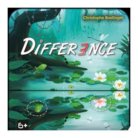 Différence