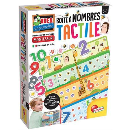 Montessori Nombres et Quantités Version française