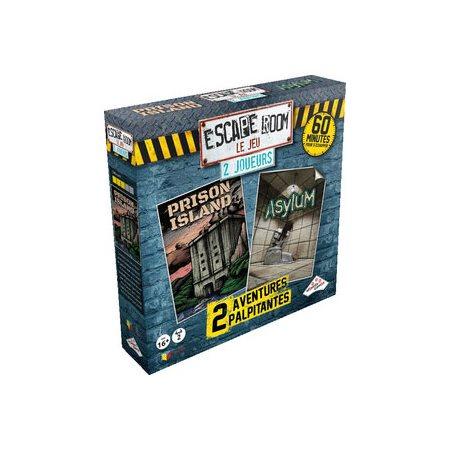 Escape Room, le jeu: 2 joueurs