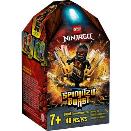 Ninjago: Spinjitzu Attack - Cole