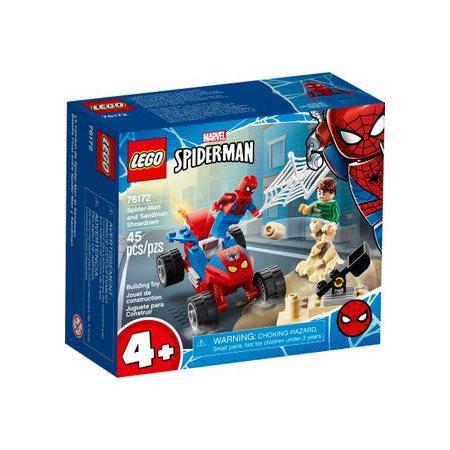 LEGO Super Heroes:combat de Spider-Man et Sandman