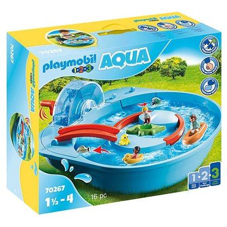 Playmobil 1.2.3. Aqua - Parc aquatique