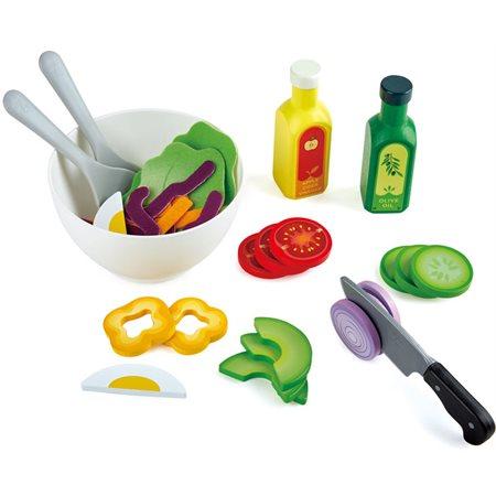 Plateau de salade santé