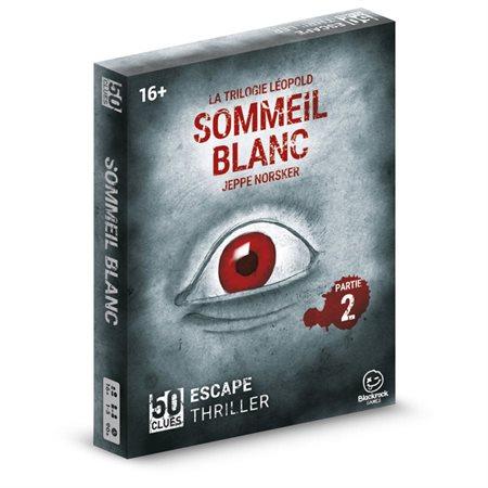 50 clues - Sommeil blanc (#2)