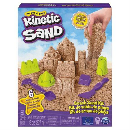 Kinetic Sand - Ensemble de plage