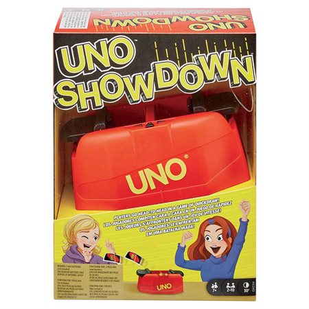 Uno Jeu Showdown
