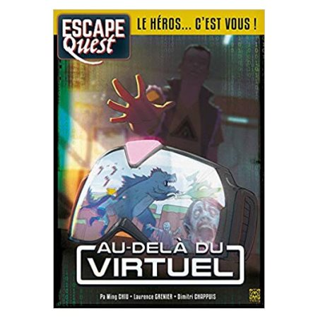 Escape Quest 2: Au-delà du Virtuel