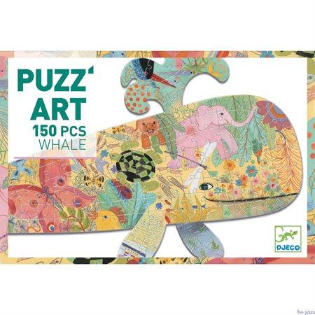 Casse-tête : Puzz'art Baleine (150)
