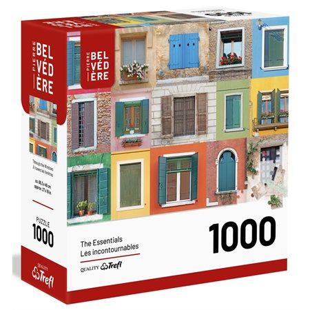 Casse-tête: À travers les fenêtres (1000)