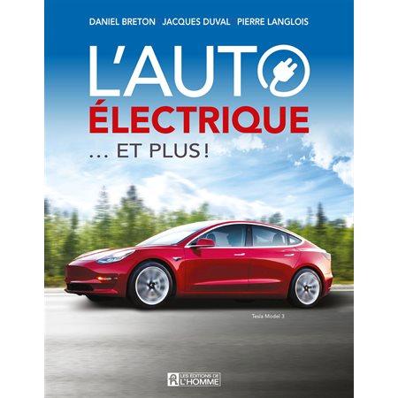 L'auto électrique... et plus, tome 2