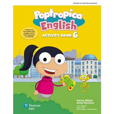 Student Package 6, Poptropica English