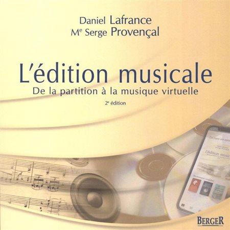 L'édition musicale : De la partition à la musique virtuelle