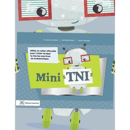 Cahier effaçable Mini TNI  2e cycle (4632)