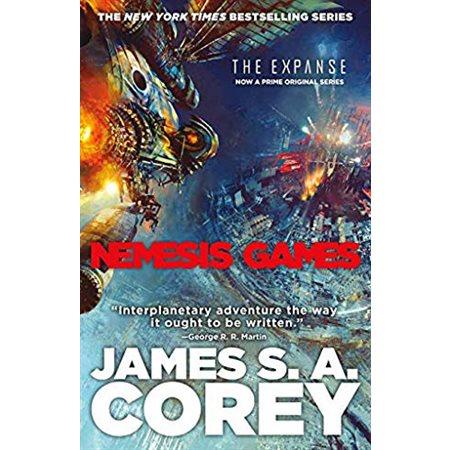 Nemesis Games (Book 5)