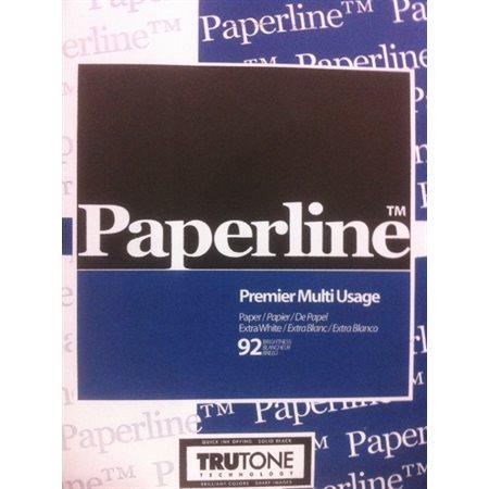 """Papier Paperline ou Multiplex 11x17"""""""