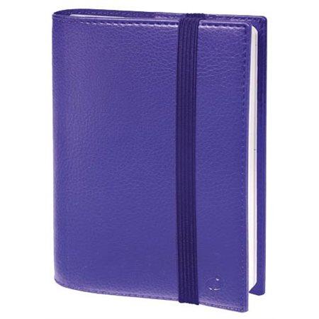 Carnet de notes ligné Cassandra violet