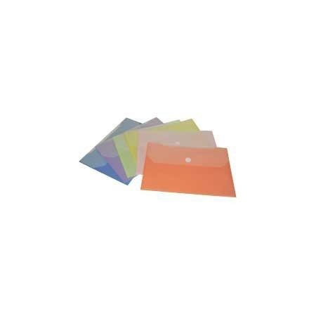 Enveloppe à zip pour classeur ( lettre ) violet