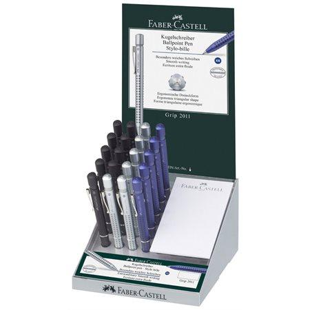 stylo-bille grip 2011 couleur ass.