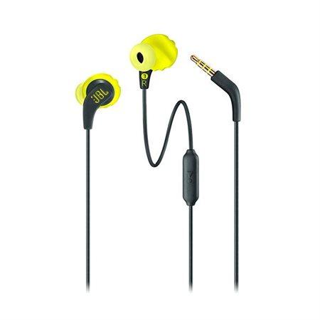 Écouteurs de sport intra-auriculaires Run, Lime