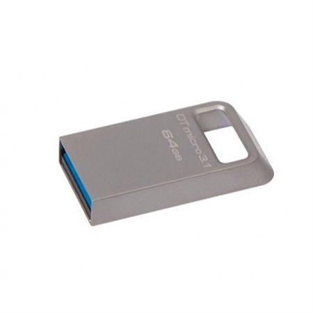 Clé USB format micro Kingston 64 GO. 3.1