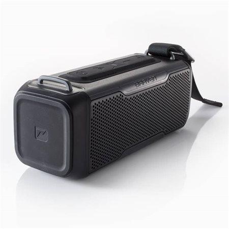 Haut-parleur BRV X / 2 portatif Bluetooth noir