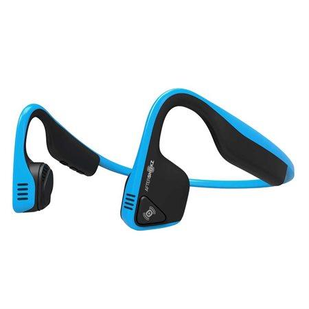 Casque d'écoute sans fil Titanium bleu