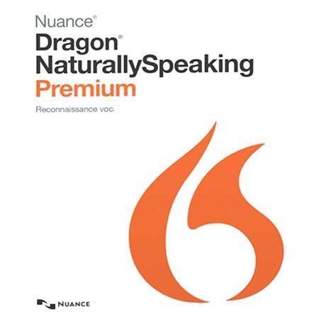 Logiciel Dragon Naturally Speaking Version 13 fr